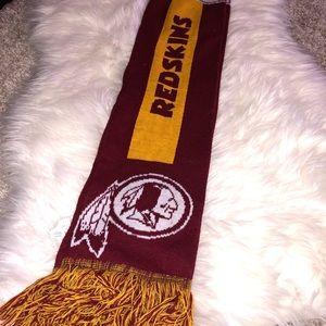 Redskins Scarf 🧣